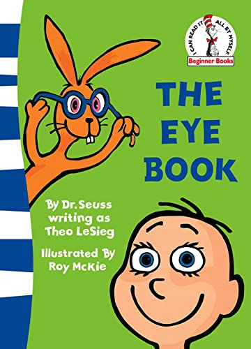 The Eye Book By Dr. Seuss