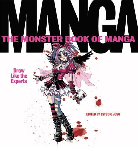 The Monster Book of Manga Edited by Estudio Joso