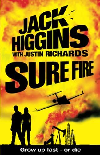 Sure Fire By Jack Higgins