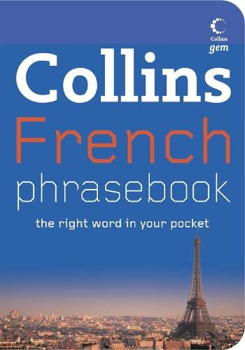 French Phrasebook By Collins