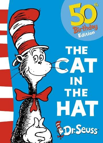 The Cat in the Hat: Green Back Book (Dr. Seuss - Green Back Book) (Level 2 Green Back Books) By Dr. Seuss