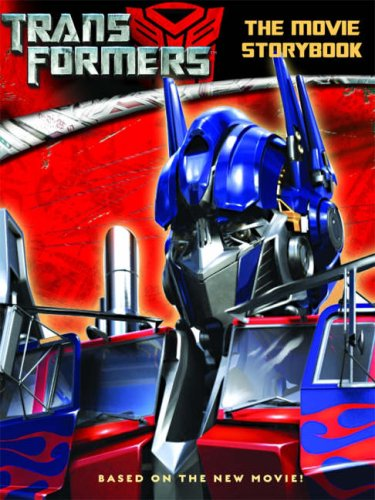 Transformers – Movie Storybook (Robots) by Unknown Author