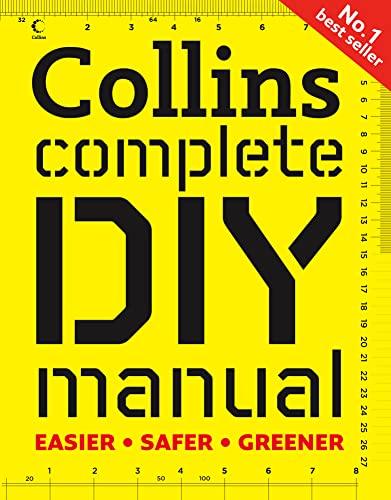 Collins Complete DIY Manual By Albert Jackson
