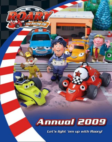 """Roary the Racing Car"" - Annual"