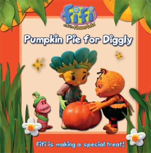 Pumpkin Pie for Diggly By Keith Chapman