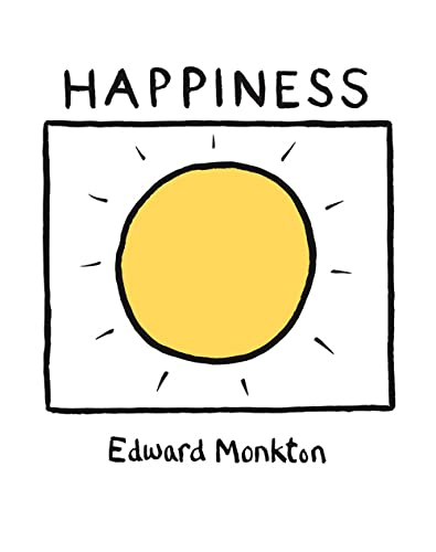 Happiness By Edward Monkton