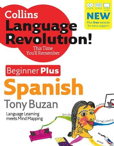 Spanish By Tony Buzan