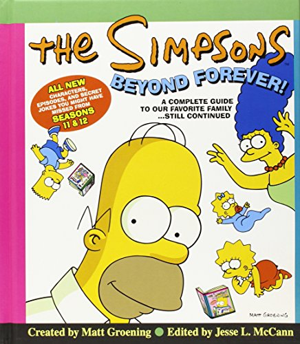 The Simpsons Beyond Forever! By Matt Groening
