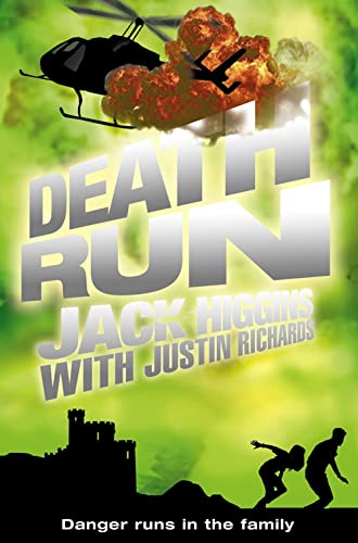 Death Run (Chance Twins) By Jack Higgins