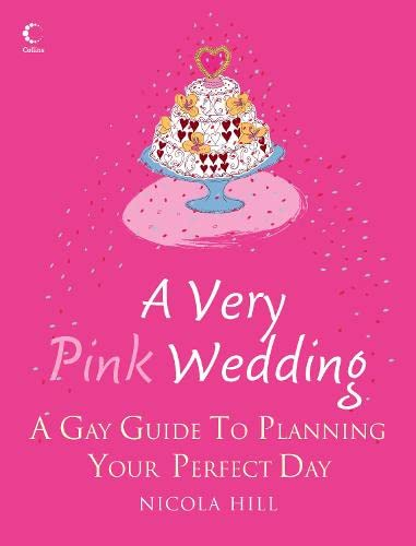 A Very Pink Wedding By Nicola Hill