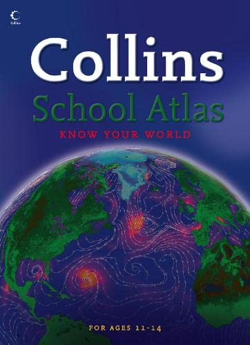 Collins School Atlas