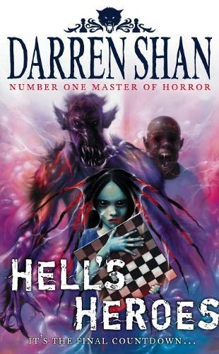 Hell's Heroes By Darren Shan