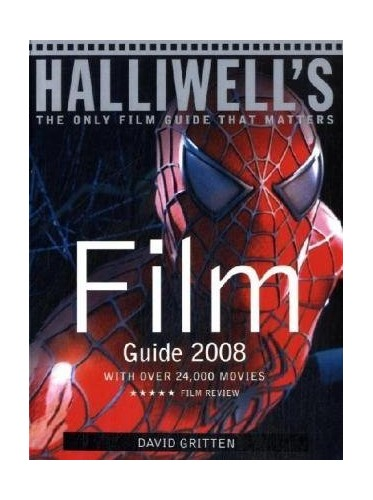 Halliwell's Film Guide: 2008 by
