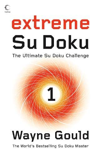 Extreme Su Doku Book 1: Bk. 1 Compiled by Wayne Gould