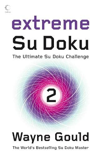 Extreme Su Doku Book 2 By Compiled by Wayne Gould