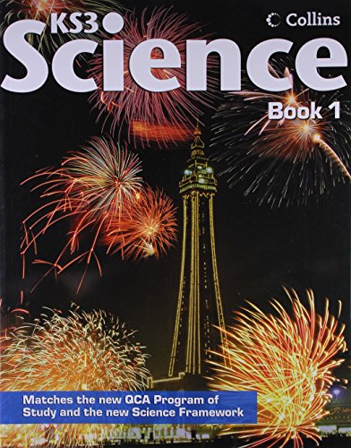Collins KS3 Science - Pupil Book 1 by David Taylor