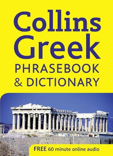 Collins Greek Phrasebook and Dictionary By HarperCollins