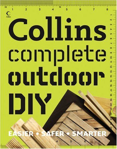 Collins Complete Outdoor DIY by Albert Jackson
