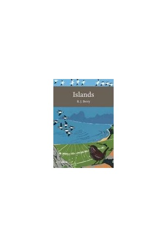 Islands By R. J. Berry