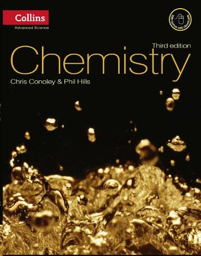 Chemistry By Chris Conoley