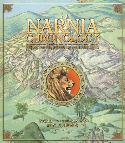 Narnia Chronology By C S Lewis