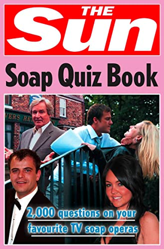 The Sun Soap Quiz Book By Chris Bradshaw