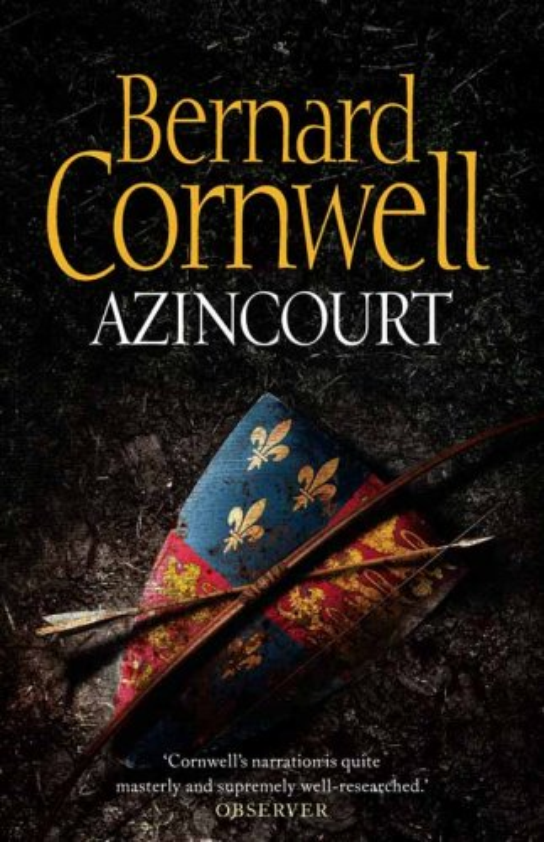 Azincourt By Bernard Cornwell