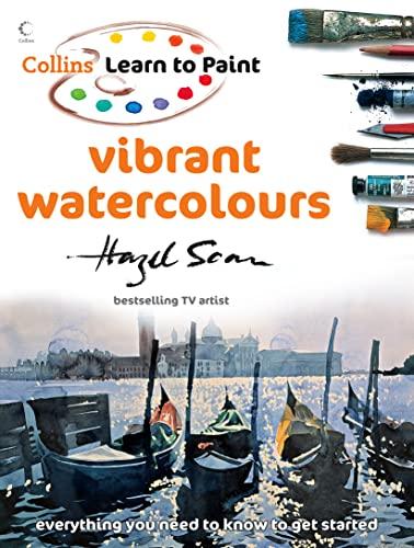 Vibrant Watercolours By Hazel Soan
