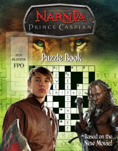 """""""Prince Caspian"""" - Puzzle Book By -"""