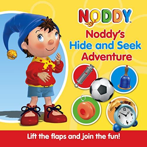 Noddy Hide and Seek Adventure By Enid Blyton