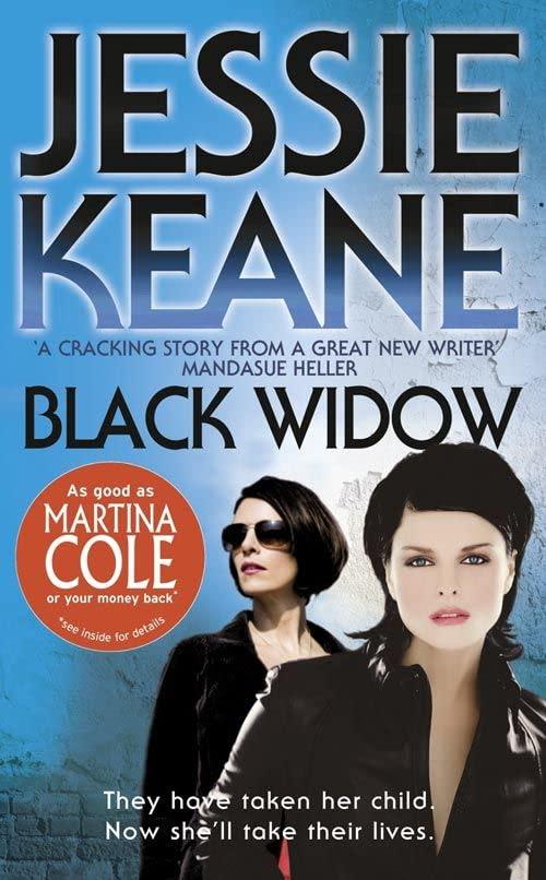 Black Widow by Jessie Keane