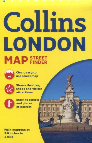 London Map By VARIOUS