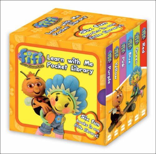 """Fifi and the Flowertots"" - Pocket Library"