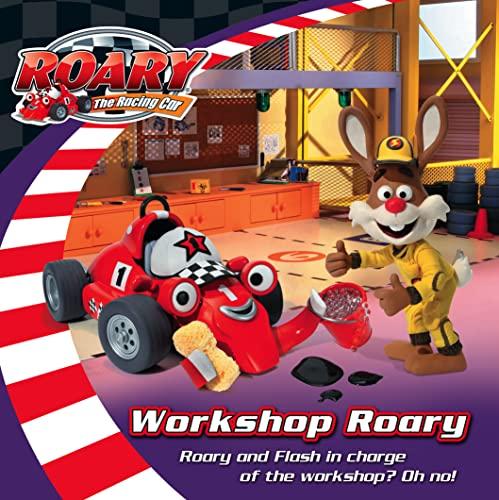 Roary the Racing Car – Workshop Roary Read by Maria Darling