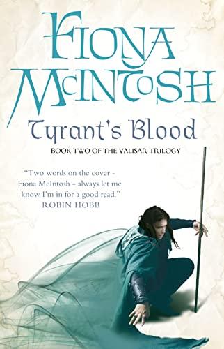 Tyrant's Blood By Fiona McIntosh