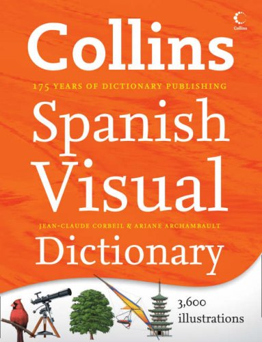 Collins Spanish Visual Dictionary By VARIOUS