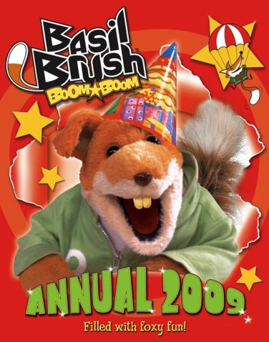 """""""Basil Brush"""" Annual"""