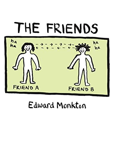 The Friends By Edward Monkton