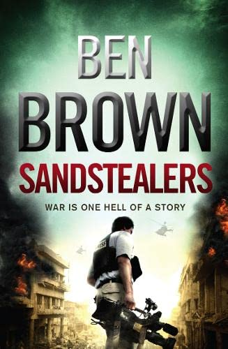 Sandstealers By Ben Brown