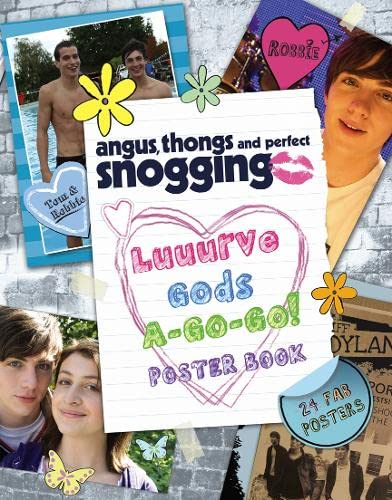 Luuurve Gods A-go-go! By Louise Rennison