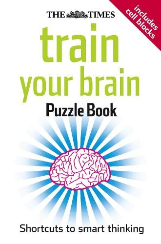 The Times: Train Your Brain Puzzle Book By Compiled by Puzzler Media
