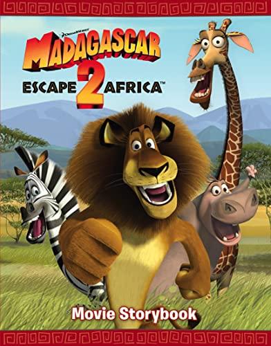 """""""Madagascar: Escape 2 Africa"""" - Movie Storybook"""