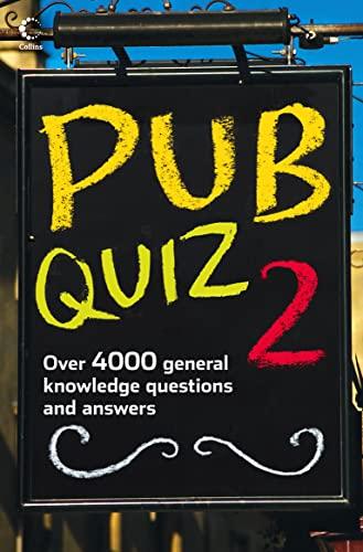 Pub Quiz 2 By Collins Uk