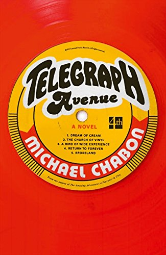 Telegraph Avenue By Michael Chabon Used Very Good