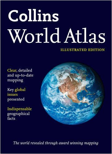 Collins World Atlas: Illustrated Edition (Collins World Atlases)