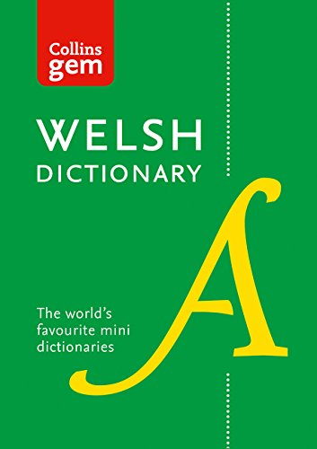 Collins Gem Welsh Dictionary [Third Edition] By Collins Dictionaries