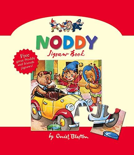 Noddy Jigsaw Book By Enid Blyton