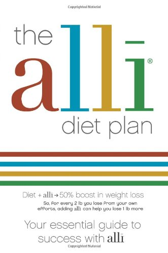 The Alli Diet Plan By Fiona Wilcock