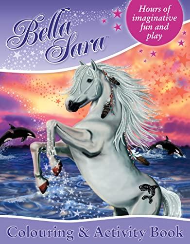 Bella Sara Colouring and Activity Book