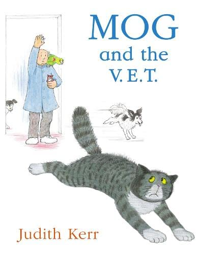Mog and The Vee Ee Tee By Judith Kerr